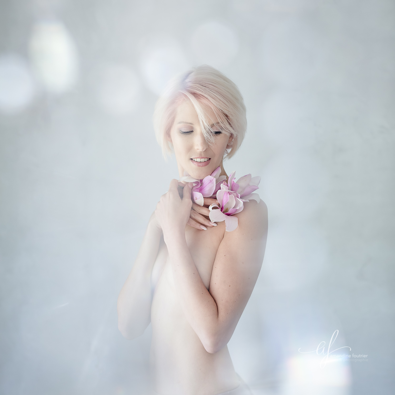 Photographe Portrait Féminin Boudoir Annecy