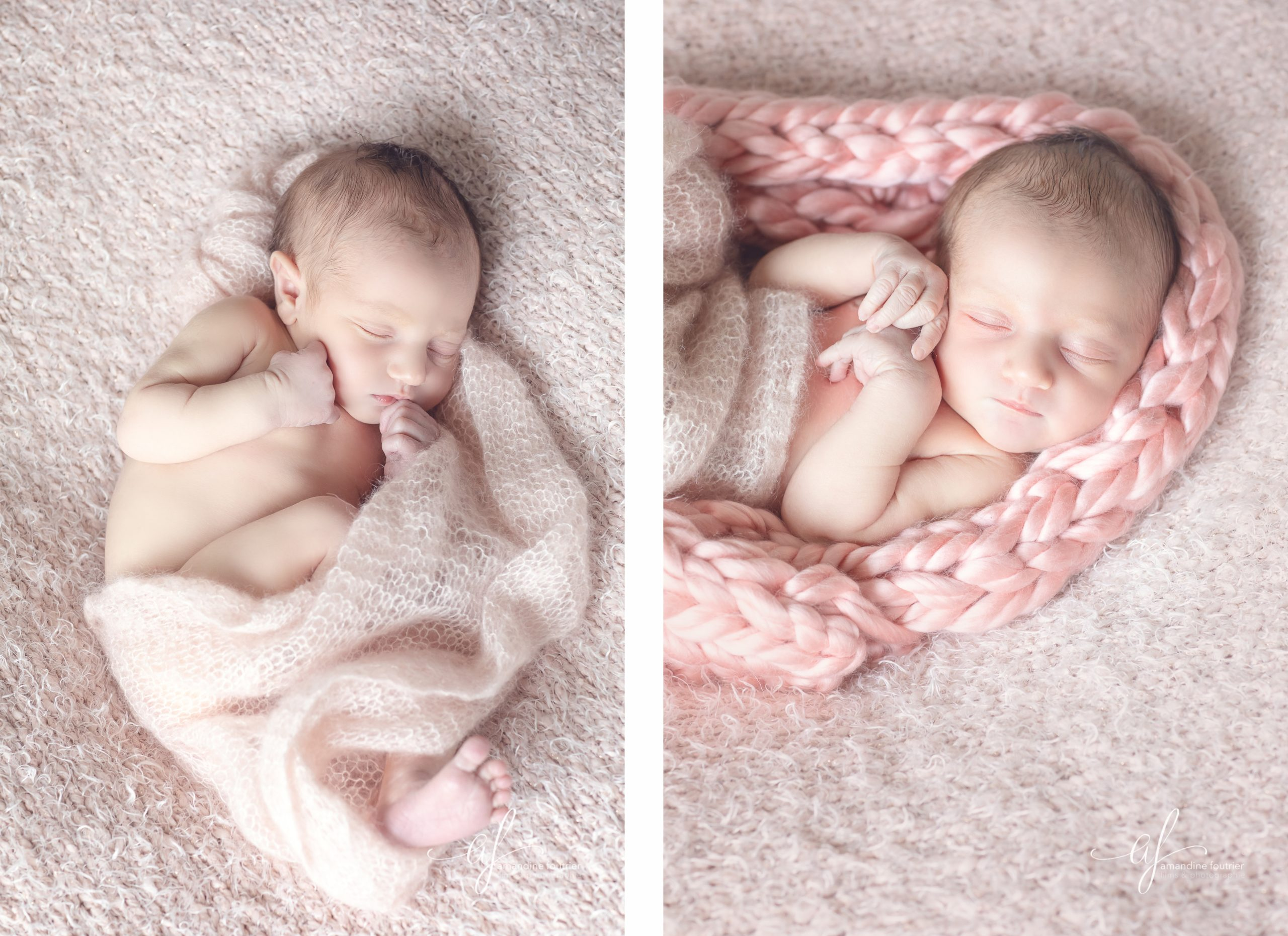 Newborn photo studio near Geneva Annecy